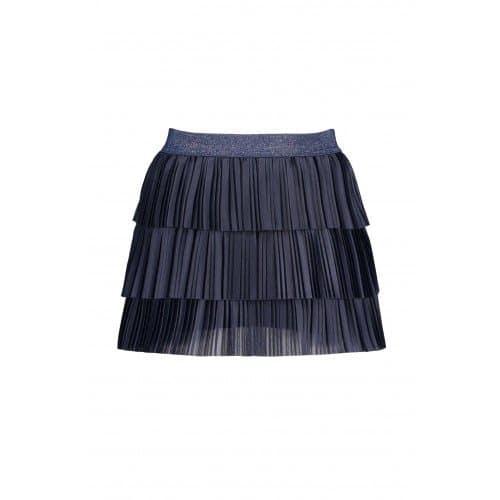 B Nosy 3 layer Plissé Skirt