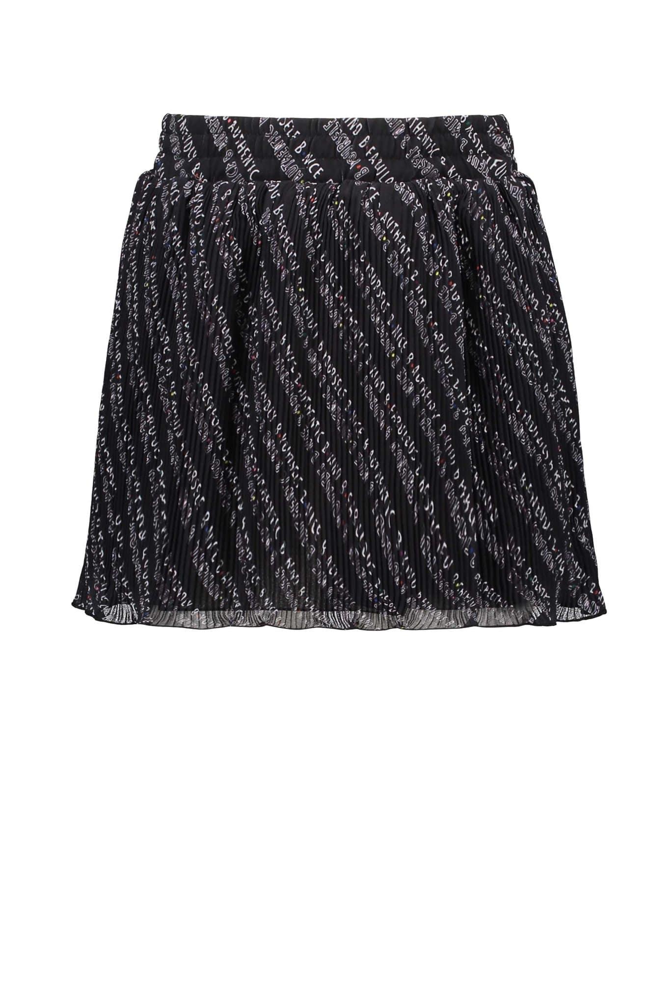 B Nosy B.Yourself Plissé Skirt