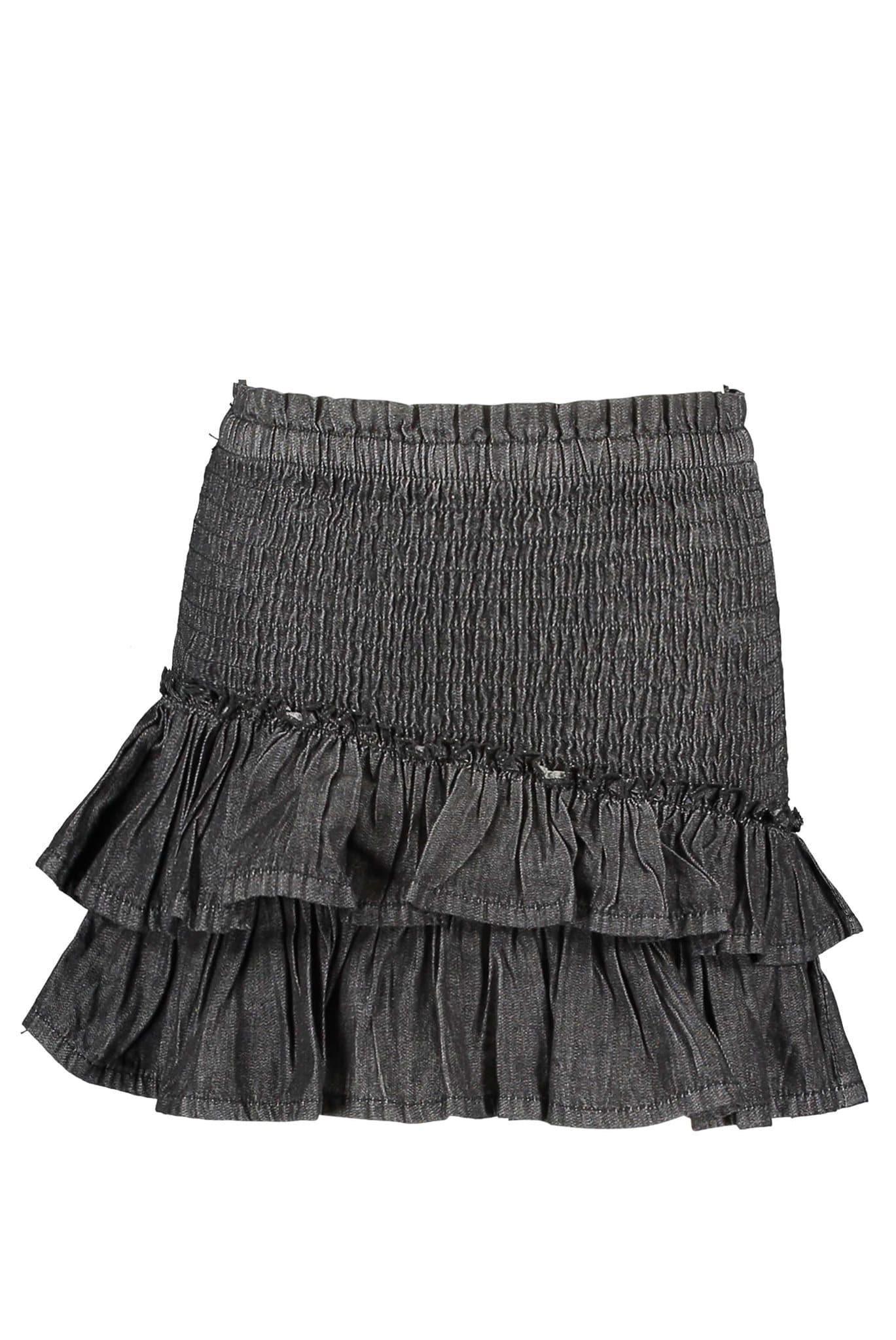 B Nosy Skirt Black