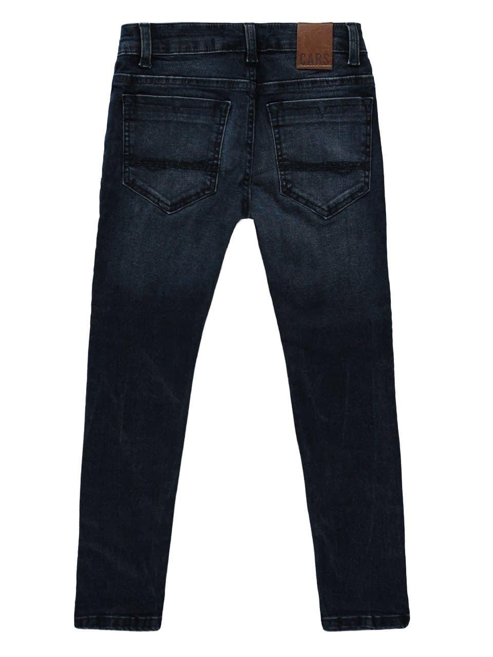 Cars Jeans Davis Black Blue