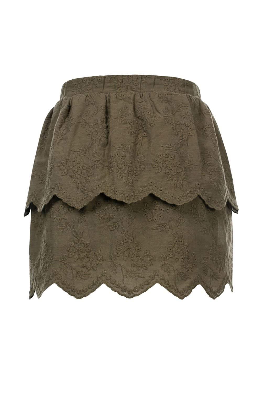 Looxs  Broidery Skirt