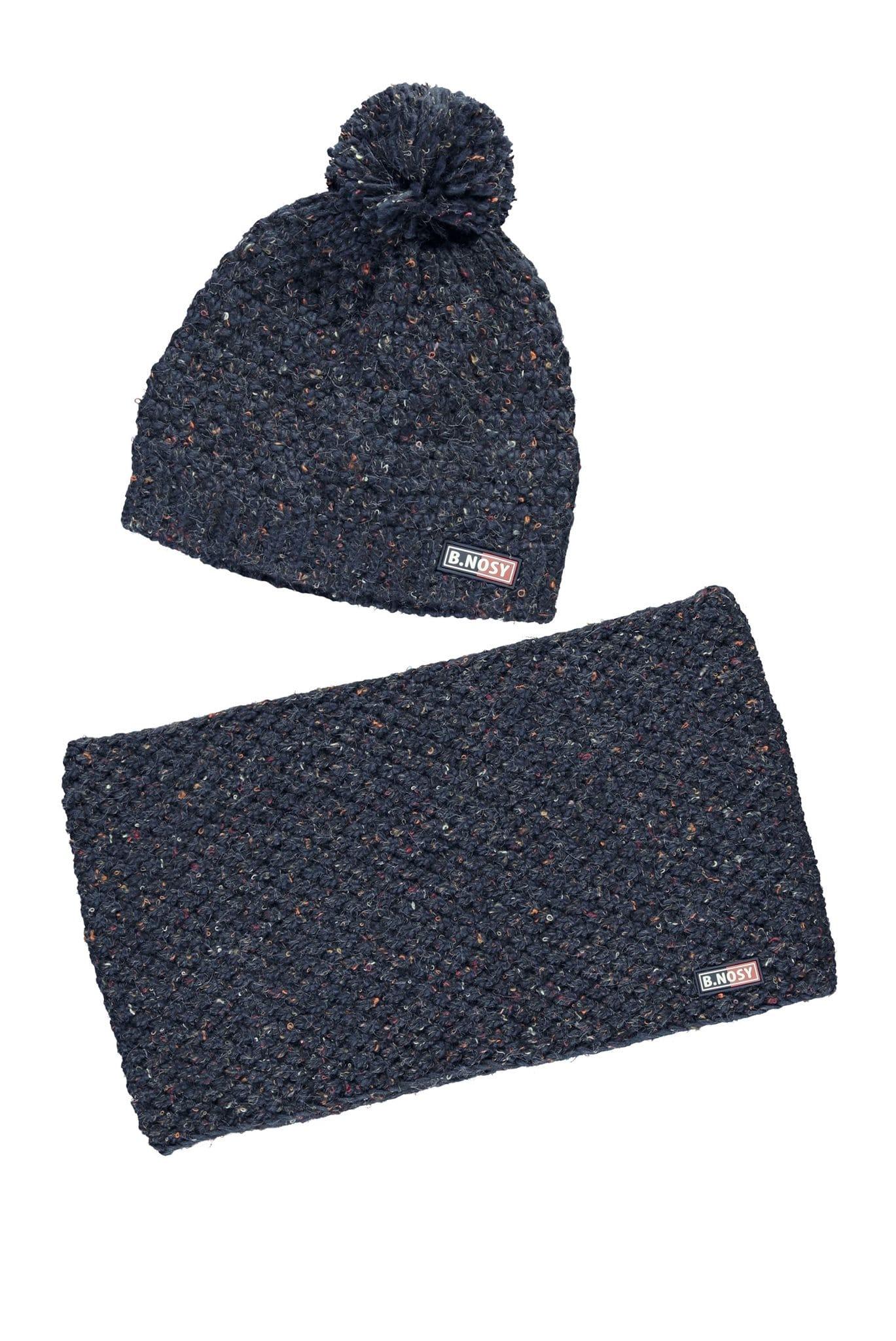 B.Nosy Hat & Neck Warmer mt2