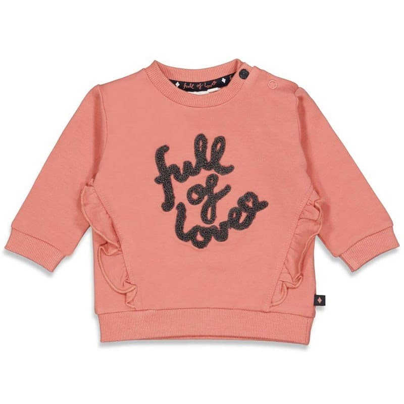 Feetje Sweater Full Of Love