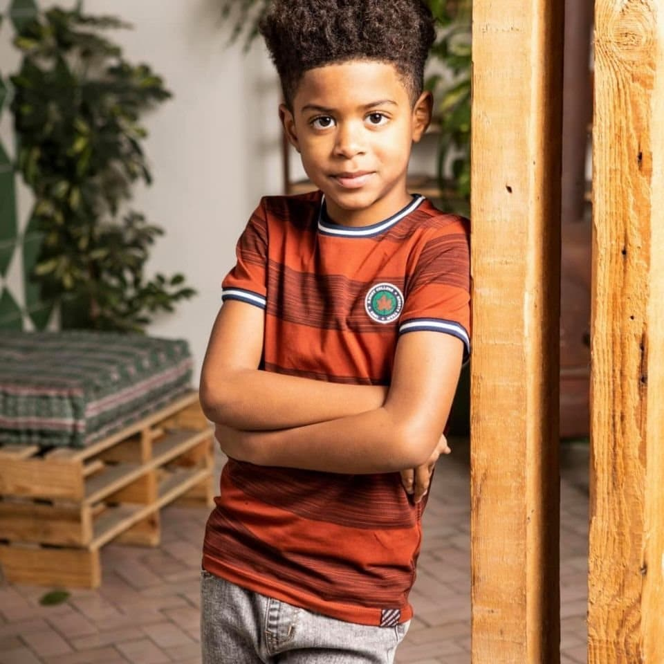 B.NOSY Boys t-shirt Stripes