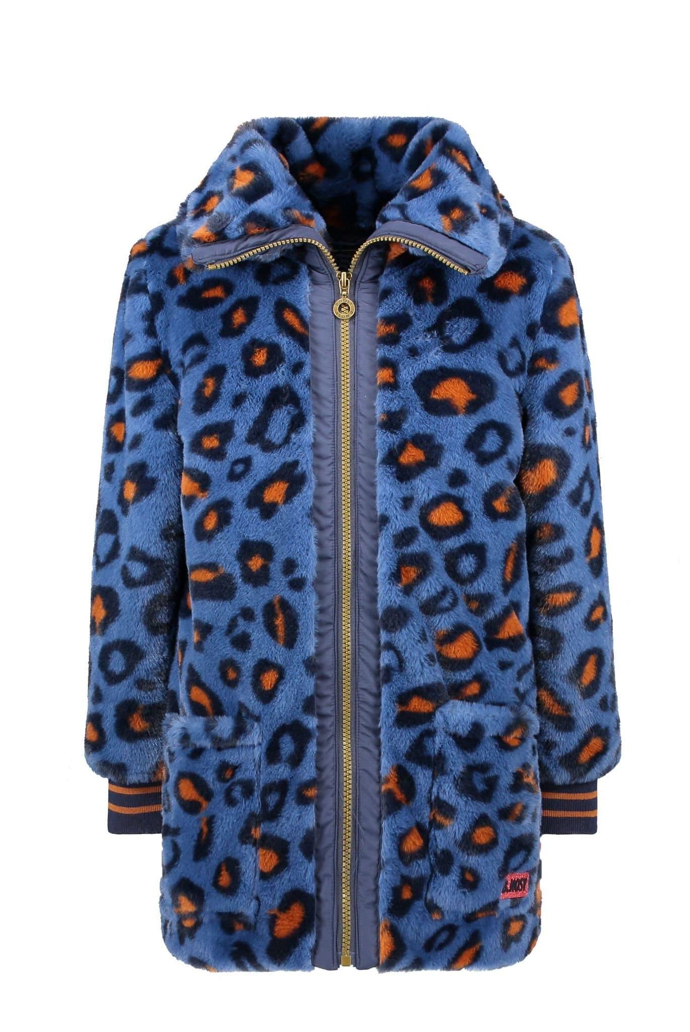 B.NOSY winterjas Fake fur coat