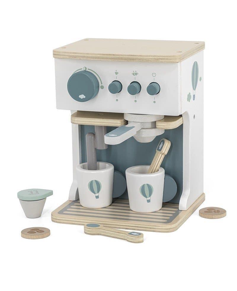 Label Label Espresso Machine