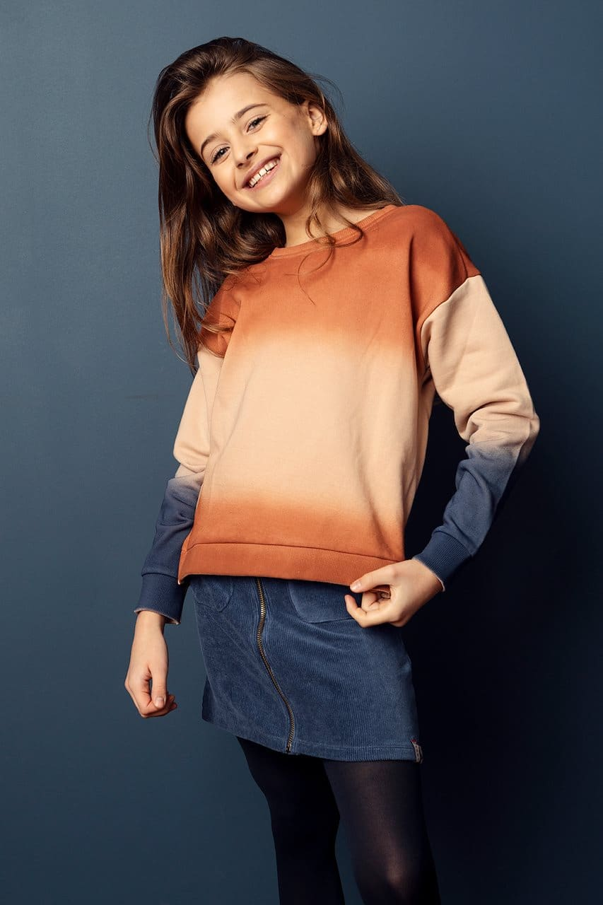 Looxs 10Sixteen Sweater Dipdye
