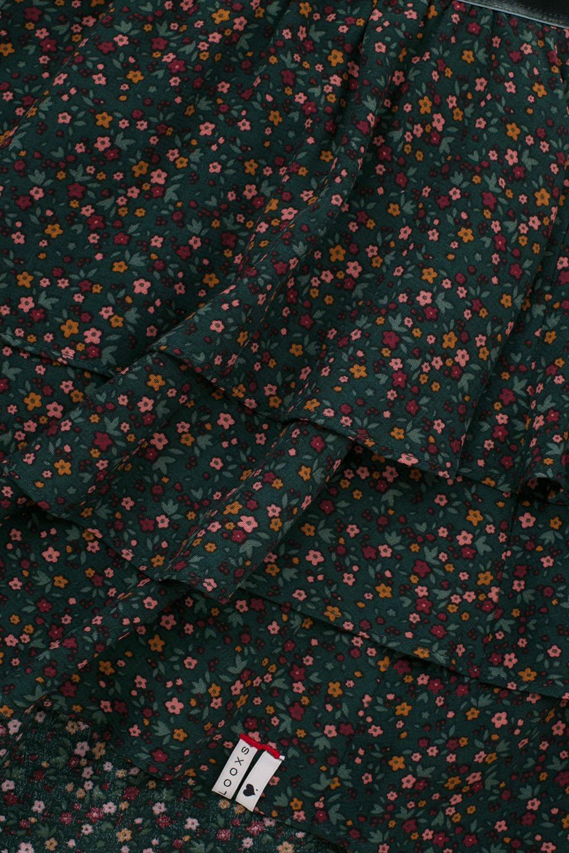 Looxs Little Rok bloemenprint
