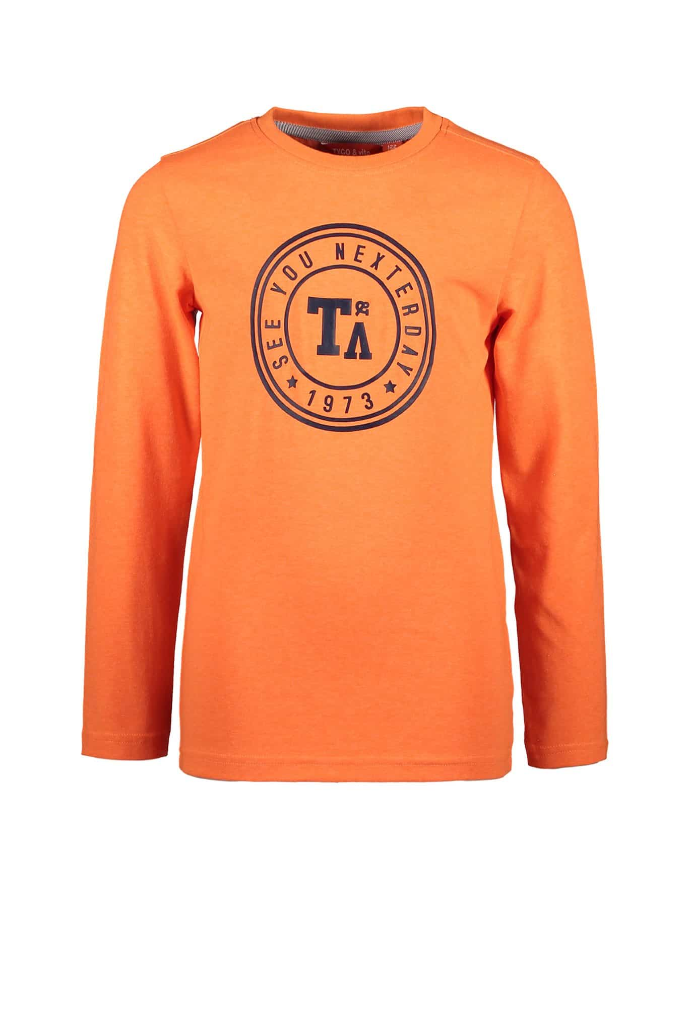 Tygo & Vito LS Oranje Logo