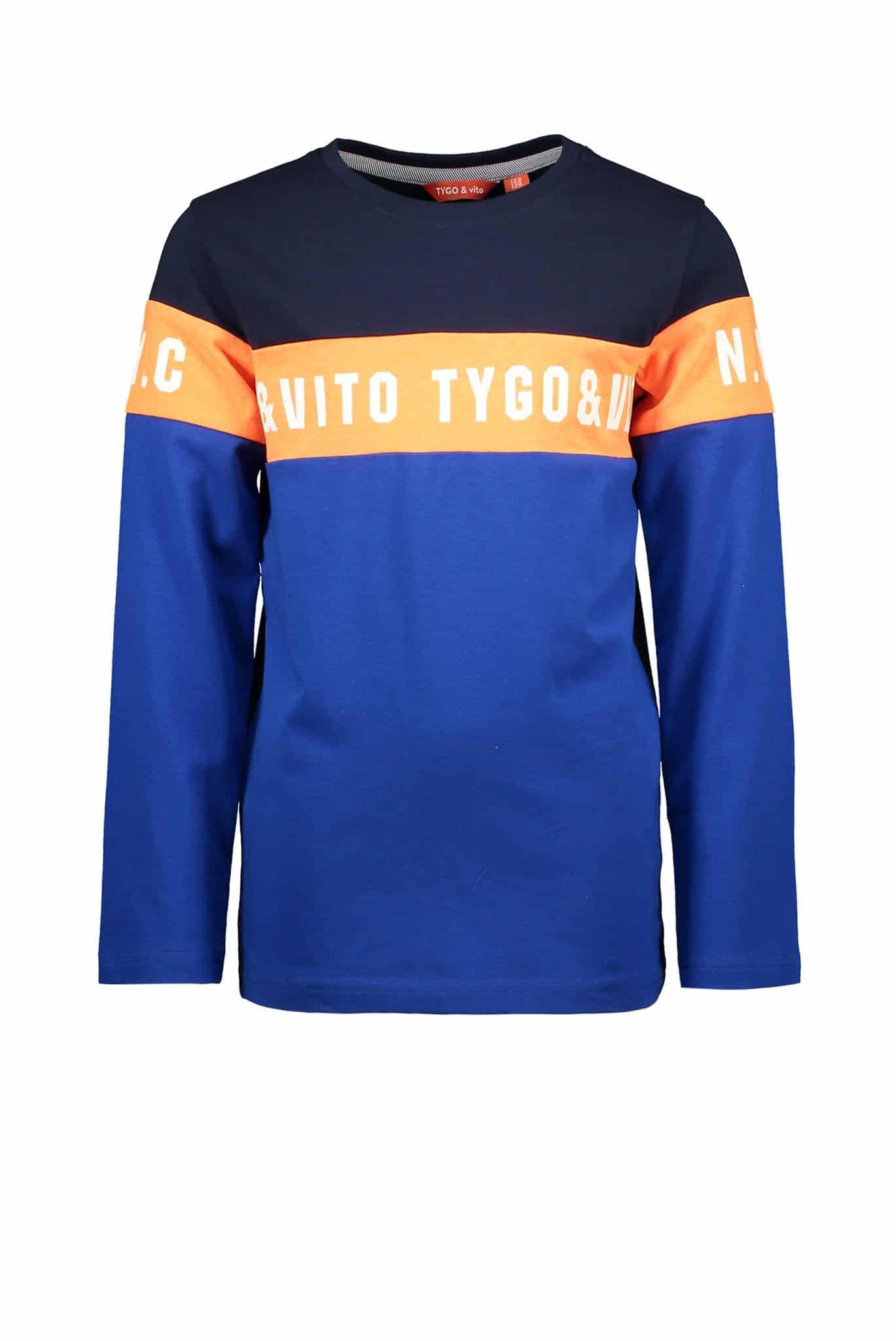 Tygo & Vito LS colorblock