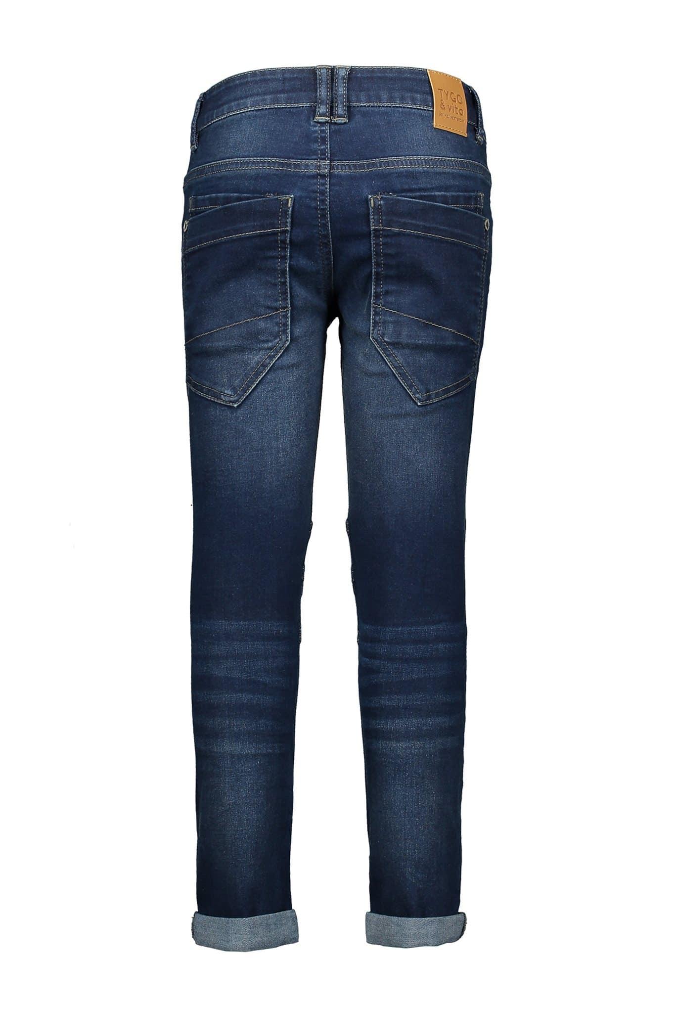 Tygo & Vito jeans knee